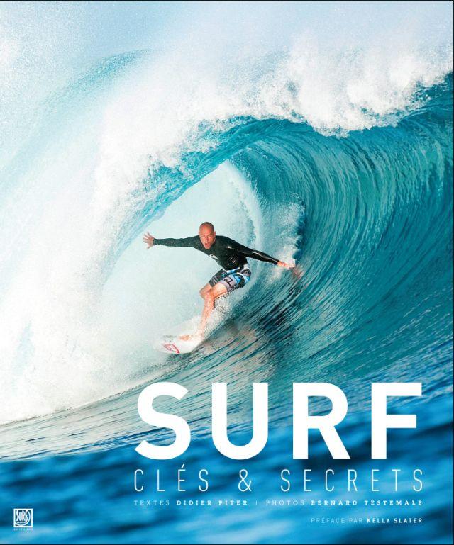 Livre : Didier Piter donne ses Clés et Secrets pour le Surf