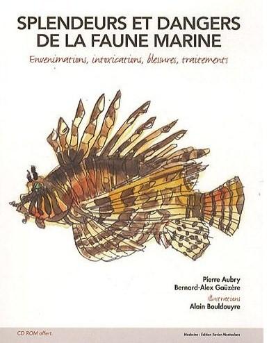 Livre sur les animaux marins : splendeurs et dangers