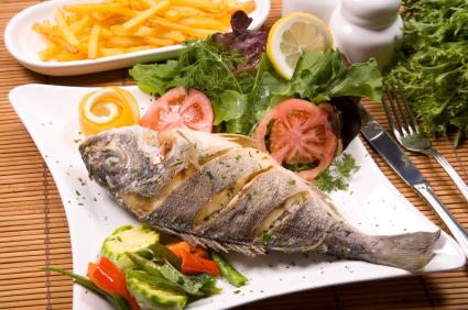 Le poisson, c'est bon pour la santé…ou pas.