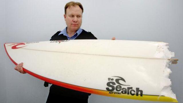 Attaque de requin mortelle pour un surfeur en Australie