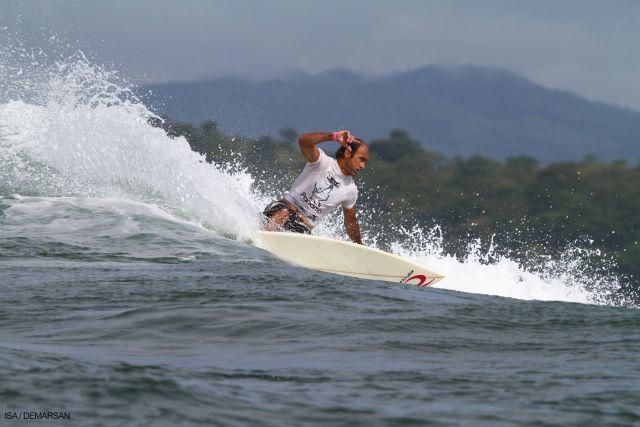 Les surfeurs français au championnat du monde Masters ISA au Panama