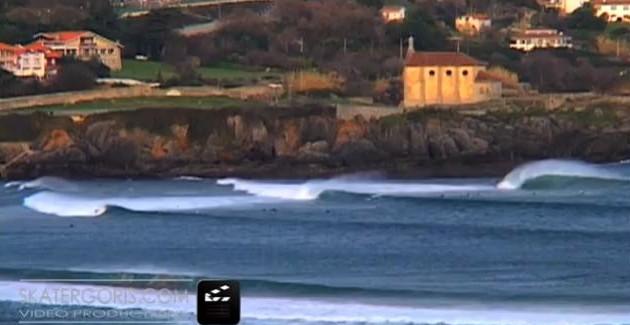 La vague de Mundaka au Pays Basque : une perle rare et convoitée