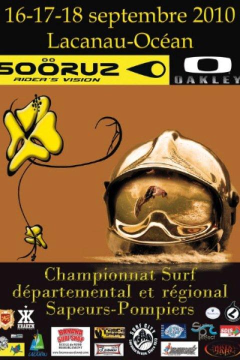 Compétition de Surf : qui sera le meilleur Surfeur Pompier ?