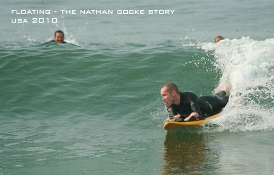 "Film de Surf : ""Floating : The Nathan Gocke Story"""