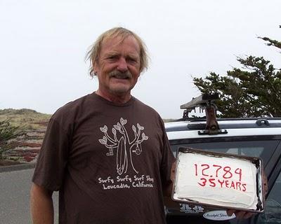Dale Webster : l'homme qui faisait du surf tous les jours