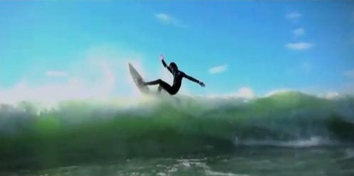 « On The Wave »: le premier film de surf russe avec Kelly Slater !