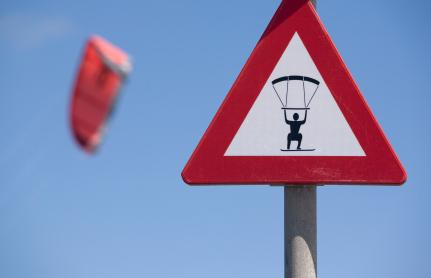 Mort d'un jeune homme par accident de kite surf à Saint-Jean-de-Luz