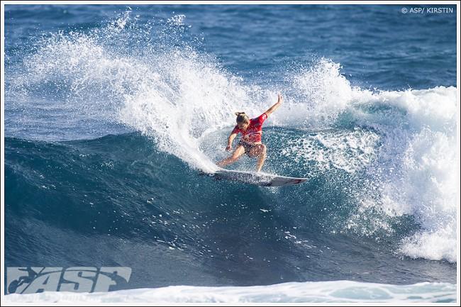 Stephanie Gilmore Championne du Monde de Surf x 4 !