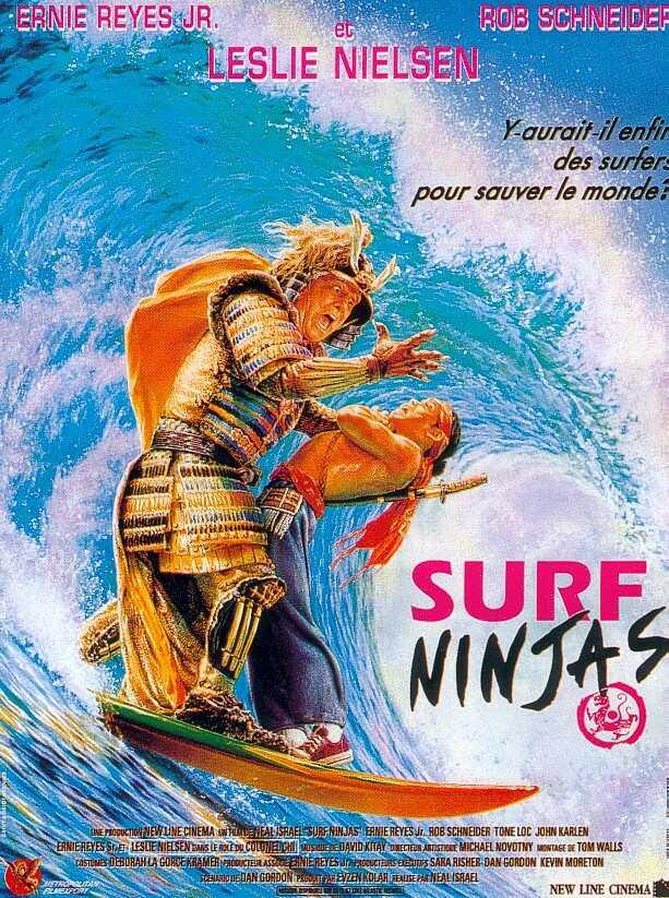Disparition de Leslie Nielsen : il avait joué dans un «film» de surf…