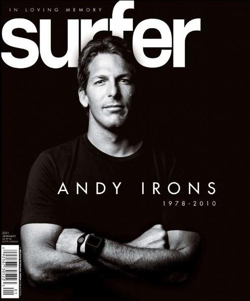 Andy Irons : hommage vidéo à un surfeur d'exception