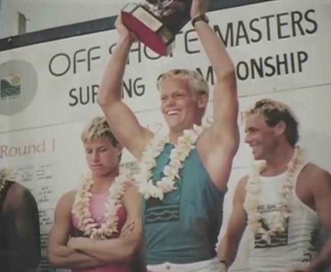Le surfeur Joey Buran raconte sa rédemption après sa tentative de suicide