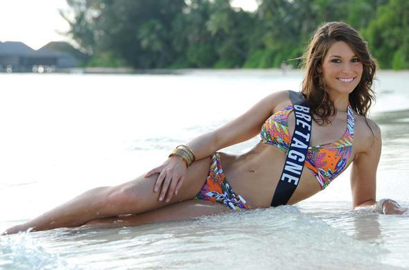 Quels sont les spots de surf préférés de Laury Thilleman ?