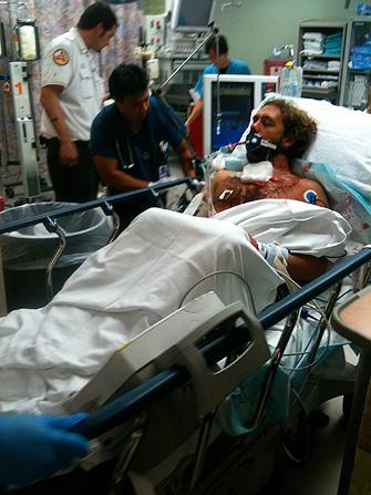 Accident de Surf : Luke Kennedy grièvement blessé à Sunset