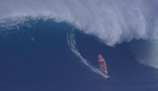 Windsurfing Movie 2 : pas seulement du vent et des vagues…