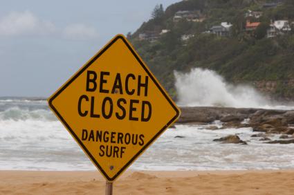 Un «Safe Surfer Register» pour veiller sur les surfeurs qui vont à l'eau seuls