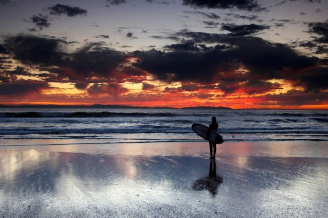 Une surfeuse anonyme raconte sa symbiose avec l'Océan