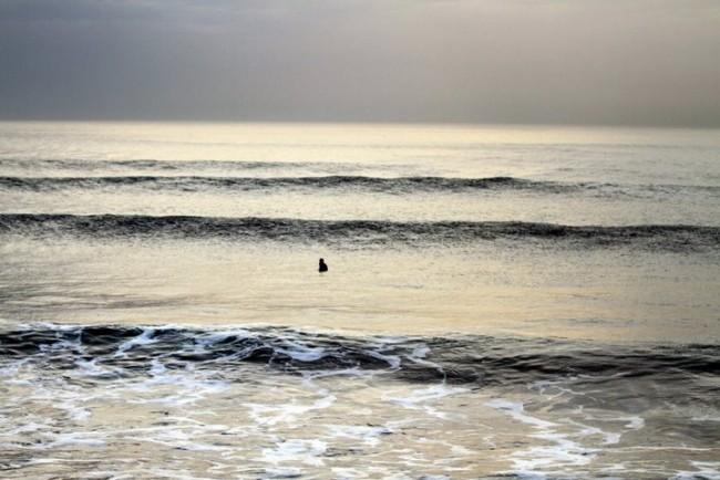 Quand la Grippe vous empêche de surfer des vagues parfaites…
