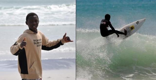 Attaque de requin : décès du jeune surfeur Zama Ndamase