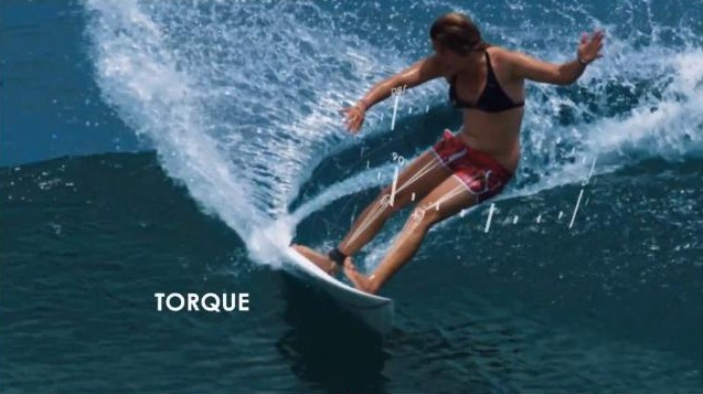 Physics of Surfing : un Film sur la Science du Surf