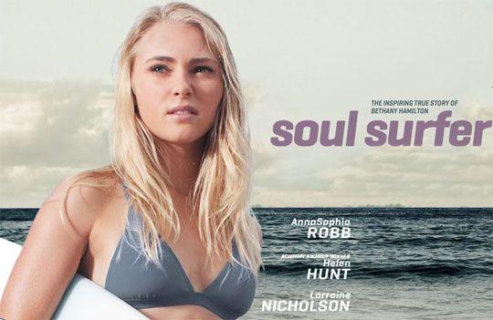 Soul Surfer : le film sur la surfeuse attaquée par un requin