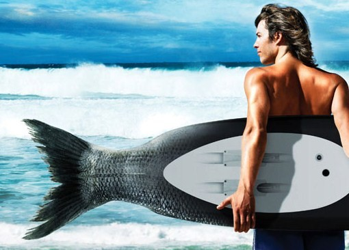 WaveJet : la planche de surf qui avance toute seule !