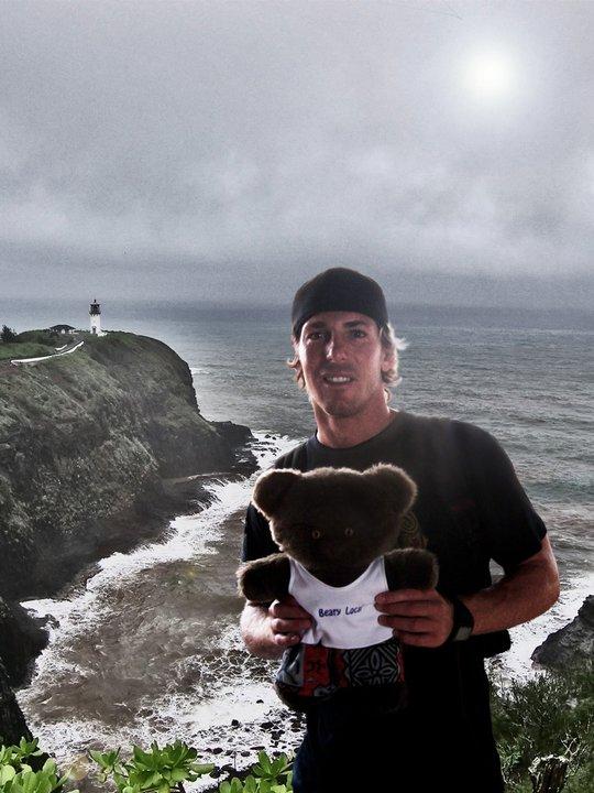 Andy Irons : un grand champion de surf avec un coeur d'enfant