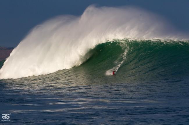 Belharra : rencontre avec la plus grosse vague du Pays Basque