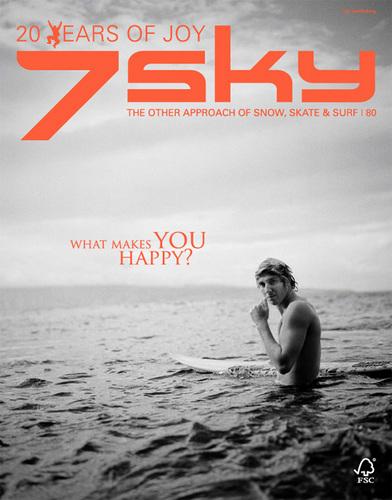 Psychologie : le surf vous rend-il heureux ?