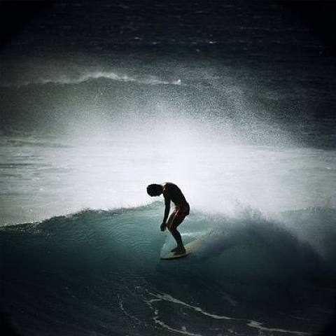 Disparition du photographe de surf Leroy Grannis