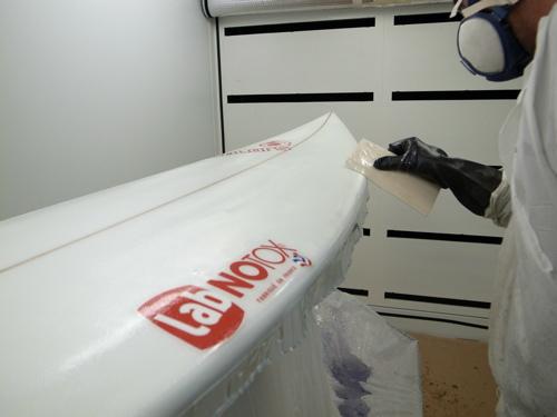 Notox : le shape qui tend vers la planche de surf idéale