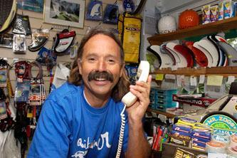 Le surfer Peter Jones victime d'un traumatisme crânien grave