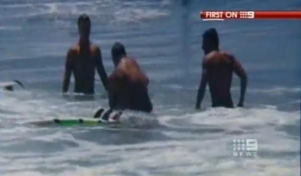 Jeremy Flores et Sunny Garcia impliqués dans une bagarre avec un local en Australie