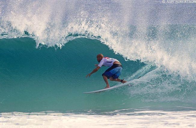 Quik Pro Gold Coast : Kelly Slater montre qu'il est toujours le Boss !