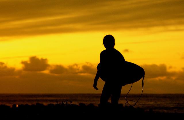 Tsunami au Japon : pas de nouvelles des surfeurs disparus de Sendai et de Fukushima