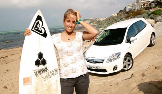 Greenwashing : les surfeurs et leur automobile