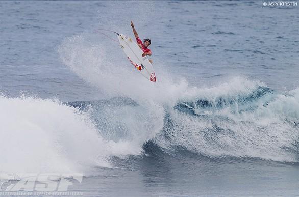 ASP World Tour : le bal des surfeurs éclopés du genou