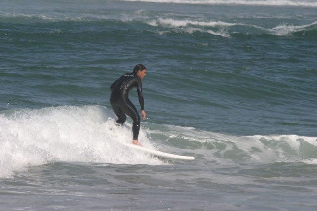 Surf Air : la planche de surf gonflable !