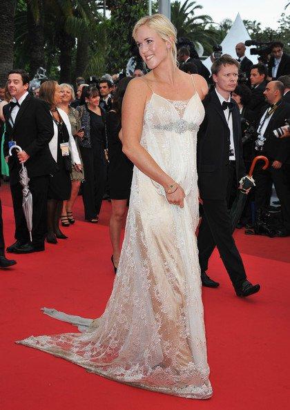 Bethany Hamilton radieuse au Festival de Cannes