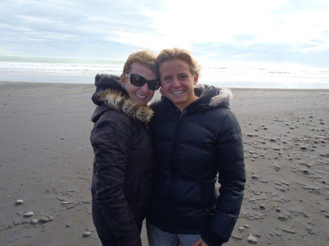 Spécial Fête des Mères : la surfeuse Pauline Ado et sa maman