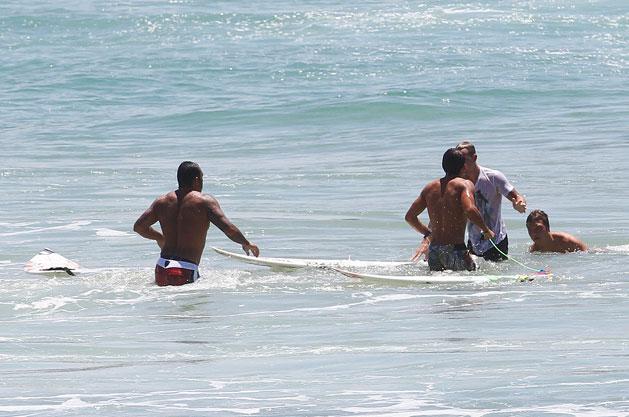 Un mandat d'arrêt lancé contre le surfeur Sunny Garcia