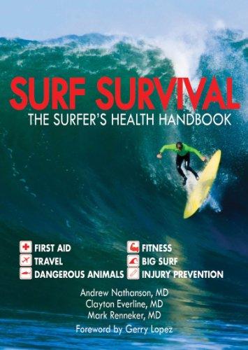 «Surf Survival» : un nouveau manuel de santé du surfeur ?