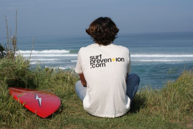 Le site Surf Prevention au creux de la vague…