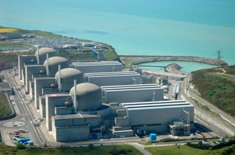 Paluel, une centrale nucléaire près de ton spot en Normandie