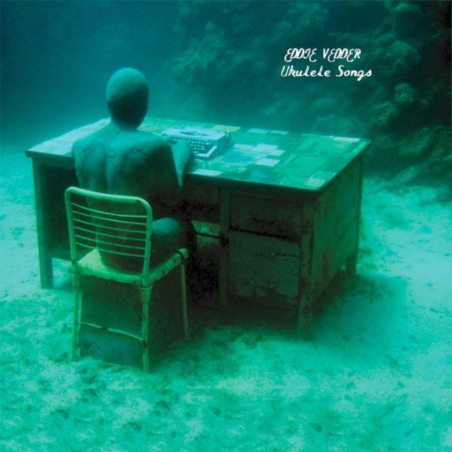 Eddie Vedder : son nouvel album solo au son du ukulele et des vagues