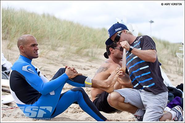 Mieux éduquer les surfeurs pour diminuer les risques de blessures