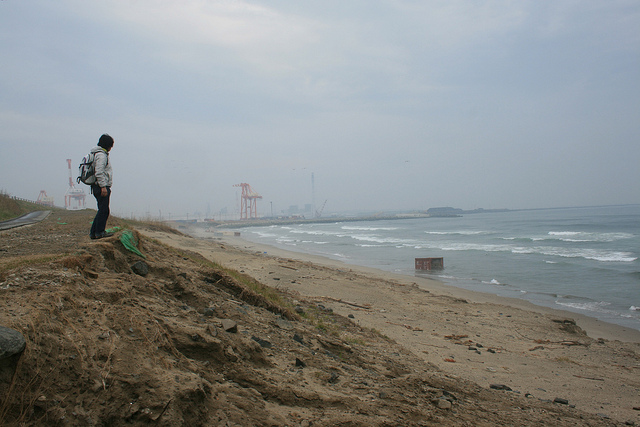 Après Fukushima : «tombe sept fois, relève-toi huit fois»