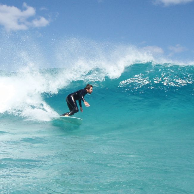 Interview : Mick Waters talks about surfing, family and life