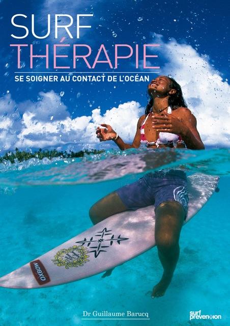 Prisca Amaru : de l'importance du surf et du massage pour le bien-être
