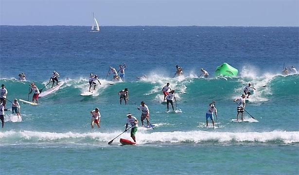 Stand-Up Paddle Surf : sécurité et respect avant tout