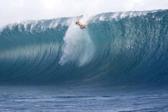 Les prévisions annoncent du gros surf pour le Billabong Pro Teahupoo